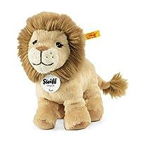 Steiff Leo Lion Plush Toy (Beige)
