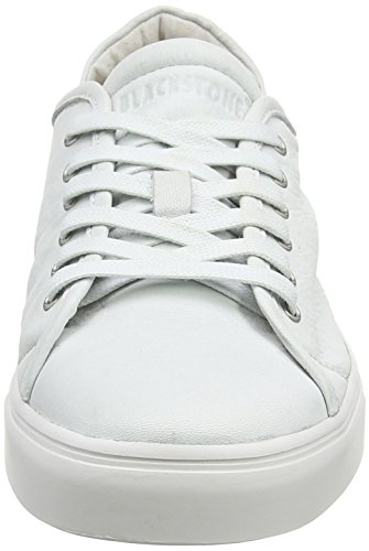 Blackstone Lm24, Low-Top Sneaker homme blanc (white)