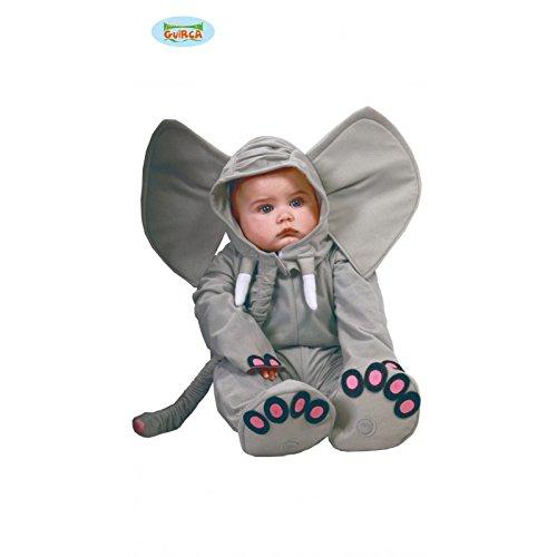 Imagen de disfraz de elefante para bebé  12 24 meses