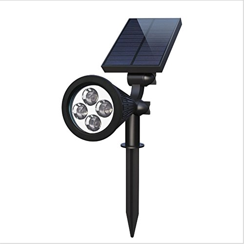 Solar Spot Lights Outdoor Integration Lichter Rasen Hof Outdoor Dekoration Flutlichter