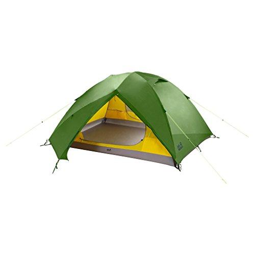 Jack Wolfskin Skyrocket III Dome Outdoor Kuppelzelt, Cactus Green, One Size