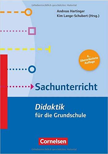 Fachdidaktik für die Grundschule: Sachunterricht (4. Auflage): Didaktik für die Grundschule. Buch