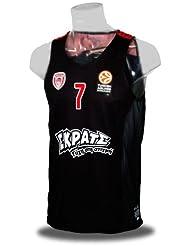 Camiseta del Olympiacos del Pireo. 2ª equipación 2015/16