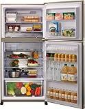 Sharp SJ-XG690GSL frigorifero con congelatore Libera installazione Argento 550 L...