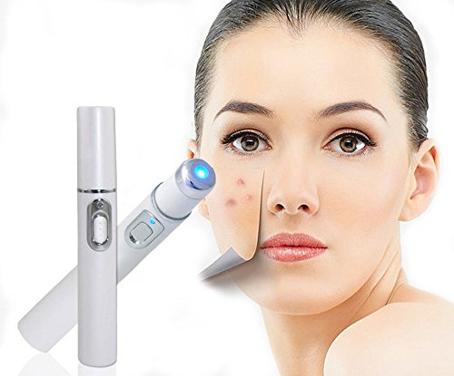Denshine Elektronische Akne Entfernung Laser Akne-Behandlung Werkzeug-Schönheits-Akne Entfernung Pen Health Care Lichttherapie Thermal...