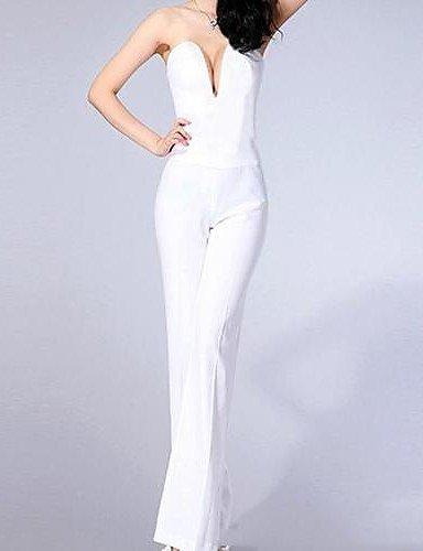GSP-poitrine poche de zhulanchao®women avec des bandages longue salopette black-m