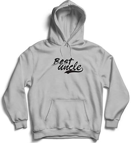 Best Uncle Award Love Family Baseball_000334 Hooded Pullover Unisex MD Black Hoodie