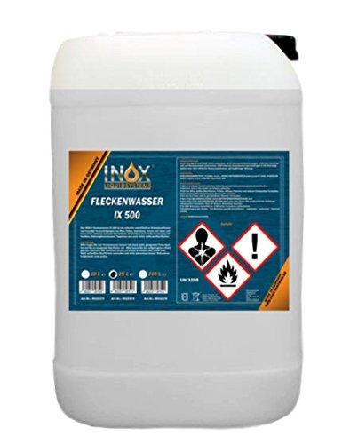 INOX Fleckenwasser IX 500 1 x 25 Liter - Kfz-Textilreiniger