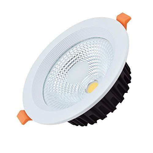 Widewing 5W 10W 85-265V COB LED Downlight Empotrado de Techo Foco de...