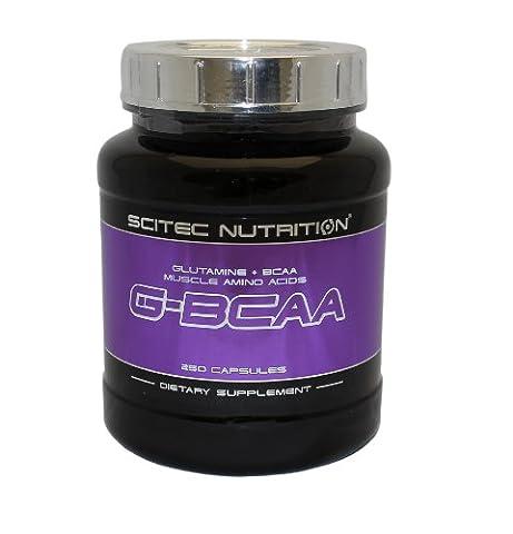 Scitec Ref.101788 Acide Aminé Complément Alimentaire 250 Capsules