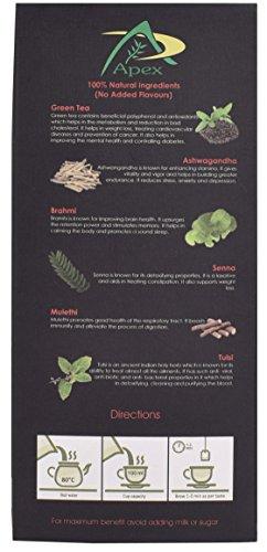 APEX-Night-Tea-Blend-of-Natural-Herbs-100-Organic-Green-Tea-25-Tea-Bags