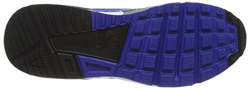 Nike Air Max Solace, Herren Laufschuhe Mehrfarbig (blue/black/game Royal/anthracite/white)