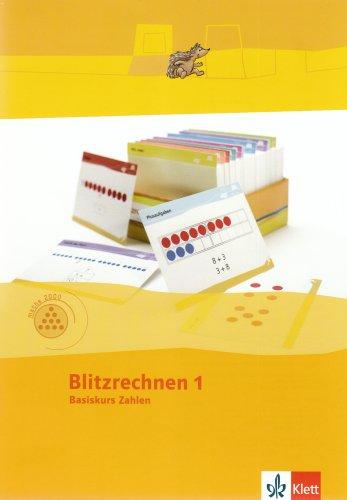 Preisvergleich Produktbild Blitzrechnen 1: Basiskurs Zahlen