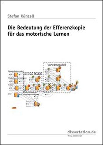 Die Bedeutung der Efferenzkopie für das motorische Lernen (Dissertation Classic)