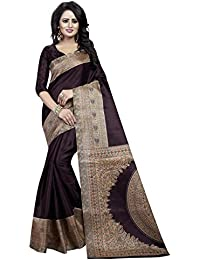 Sarees ( Sarees For Women Party Wear Offer Designer Sarees Below 500 Rupees Sarees For Women Latest Design Sarees... - B075WCW4SW