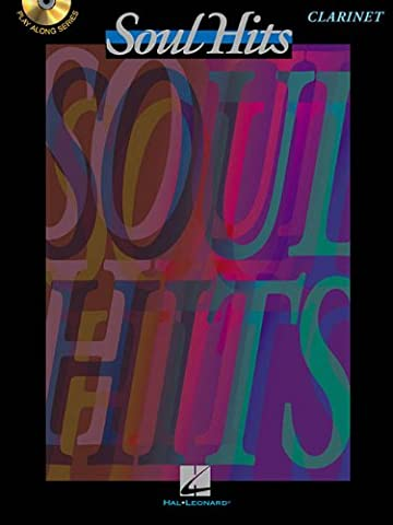 Soul Hits - Clarinet Play-Along Pack [With CD]