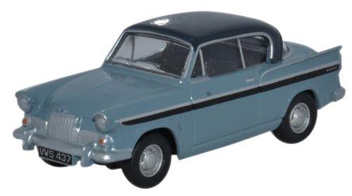oxford-diecast-76sr005-sunbeam-rapier-mkiii-powder-blue-corinth-blue