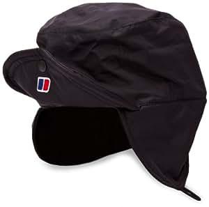 Berghaus AQ2 Unisex Waterproof Mountain Cap - Black