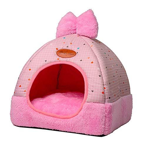 YAOTT Casa para Gatos/Perro Interior