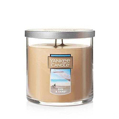YANKEE CANDLE Duftnote: Sonne und Sand, Medium 2-Wick Tumbler Candle