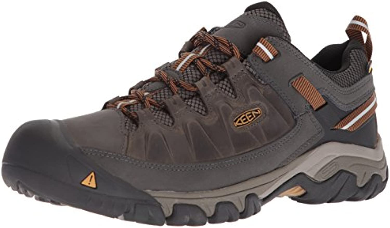Keen Targhee III WP, Zapatos de Low Rise Senderismo para Hombre