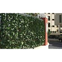 Catral 43020011 Seto Artificial Hedra, Verde, 300 x 3 x 150 cm
