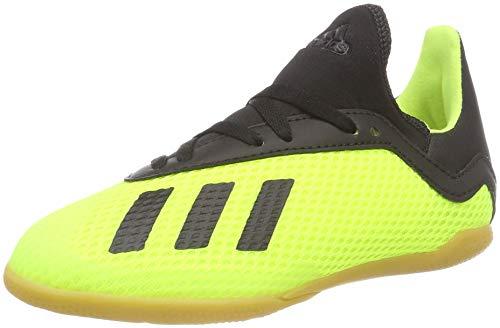 adidas X Tango 18.3 in J, Scarpe da Calcetto Indoor Bambino, Multicolore (Casbla/Negbás/Dormet 0), 36 EU