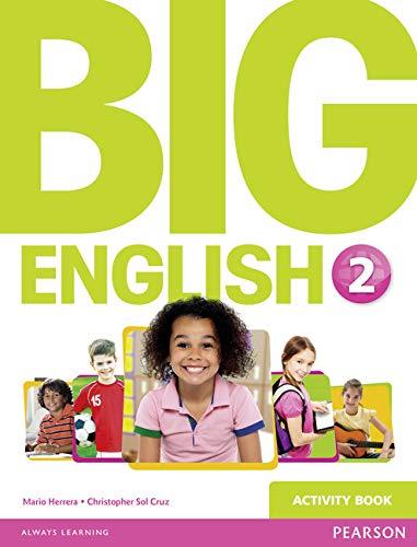 Big english. Activity book. Per la Scuola elementare. Con espansione online: Big English 2 Activity Book (BIGI)
