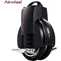 Airwheel - Monociclo electrico q3 negro 170wh, importado por el importador exclusivo en españa, unico con garantia oficial en españa