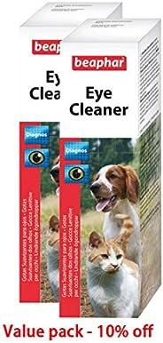 Dog eye cleaner cat eye cleaner Beaphar DIAGNOS EYE CLEANER 50ML Value pack of 2 pcs