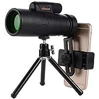 Telescopio Monocular 10 X 42 HD Zoom óptico Telescopio Impermeable Y A Prueba De Niebla para La