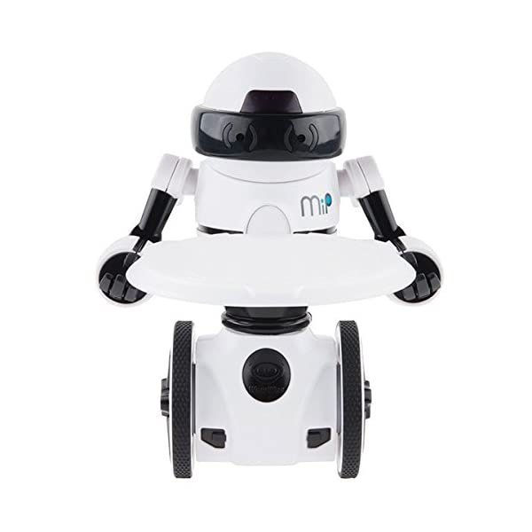 41SlyHZ tCL. SS600  - Wow Wee - Robot MiP, color blanco (821)