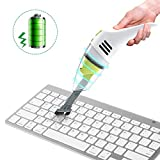 MECO ELEVERDE Keyboard Cleaner, Mini Rechargeable Cordless Vacuum Wet Dry Cleaner for Cleaning