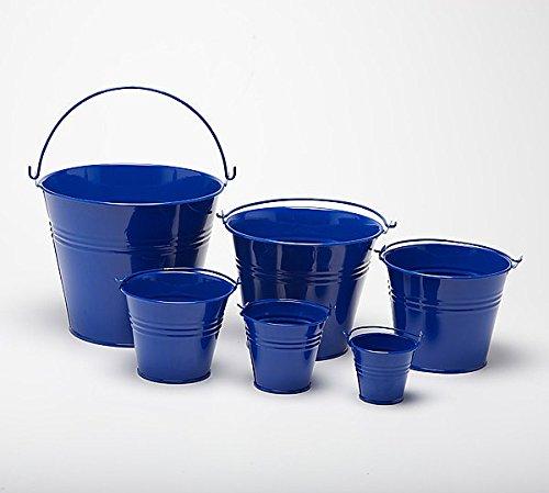 Packung mit 5 Stück Marine-Blauen 8,5 cm (3,3