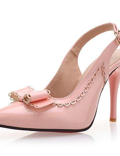 WSS 2016 Chaussures de mariage-Noir / Rose / Rouge / Blanc-Mariage / Soirée & Evénement-Talons / Bout Ouvert-Sandales / Talons-Homme white-us9 / eu40 / uk7 / cn41