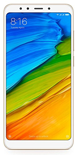 Xiaomi Mi Note 5 (Gold, 4GB RAM, 64GB Storage)