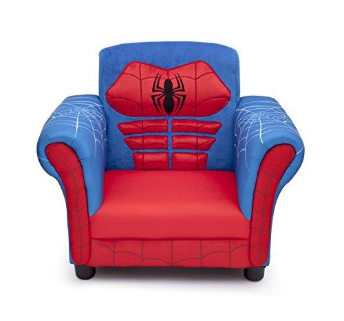Delta Children Spider Man Figural Chair