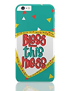 PosterGuy iPhone 6 Plus / iPhone 6S Plus Case Cover - Bless This Mess   Designed by: Project Kalakari