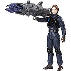 STAR WARS Rogue One Sergent Jyn Erso Imperial Infiltrator Figure