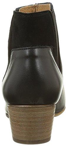 Kickers Freddie, Bottes Classiques Femme Noir