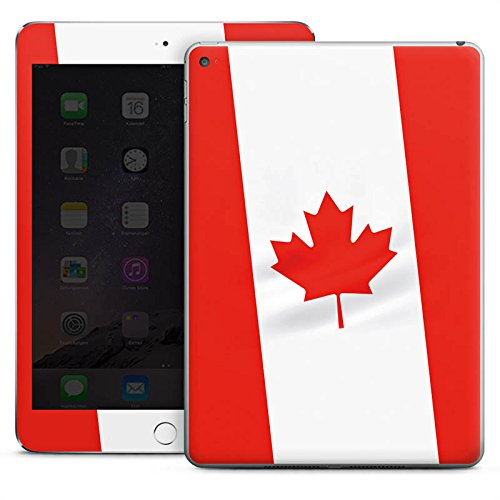 DeinDesign Apple iPad Air 2 Case Skin Sticker aus Vinyl-Folie Aufkleber Kanada Flagge Canada (Ipad Air 2 Kanada)