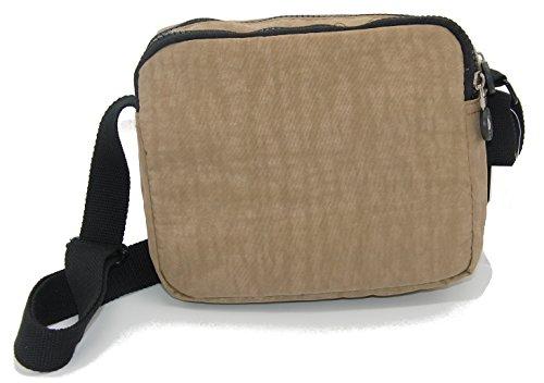 Stefano , Borsa Messenger  nero breit-Schwarz Maße ca. 23,5 x 16,5 x 9 cm mittel-Schwarz