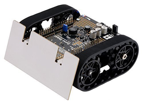 Zumo robot for Arduino, v1.2(assemblato con 75: 1HP Motors) by Pololu