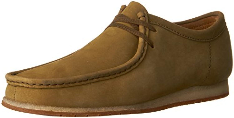 clark wallabee Étape gpm hommes hommes hommes des chaussures, olive nubuck, us 7 m b01m2wkwlc parent 0d4810