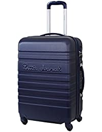 """Valise Taille Moyenne 65cm Little Marcel """"Malette"""" - ABS - 4 roues"""