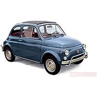 NOREV NV187770 FIAT 500 L 1968 Blue 1:18 MODELLINO Die Cast Model