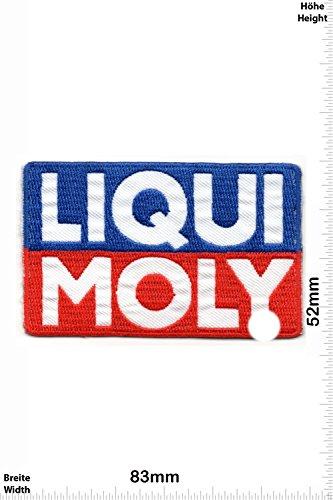 Patch - Lioui Moly - Motorsport - Ralley - Auto - Rennsport - Motorbike - Motorrad - Patches - Aufnäher Embleme Bügelbild Aufbügler