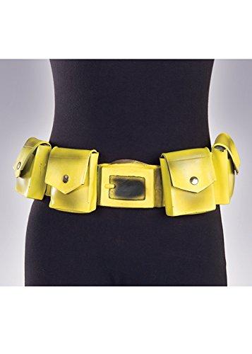 Erwachsene Größe gelb Batman Utility Belt