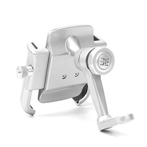 LIWIN-Moto Accesorios Soporte for teléfono GPS aleación de aluminio universal de la...