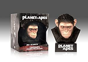 La Planète Des Singes : L'intégrale Des 8 Films - Édition Limitée Buste Primal [Blu-ray]